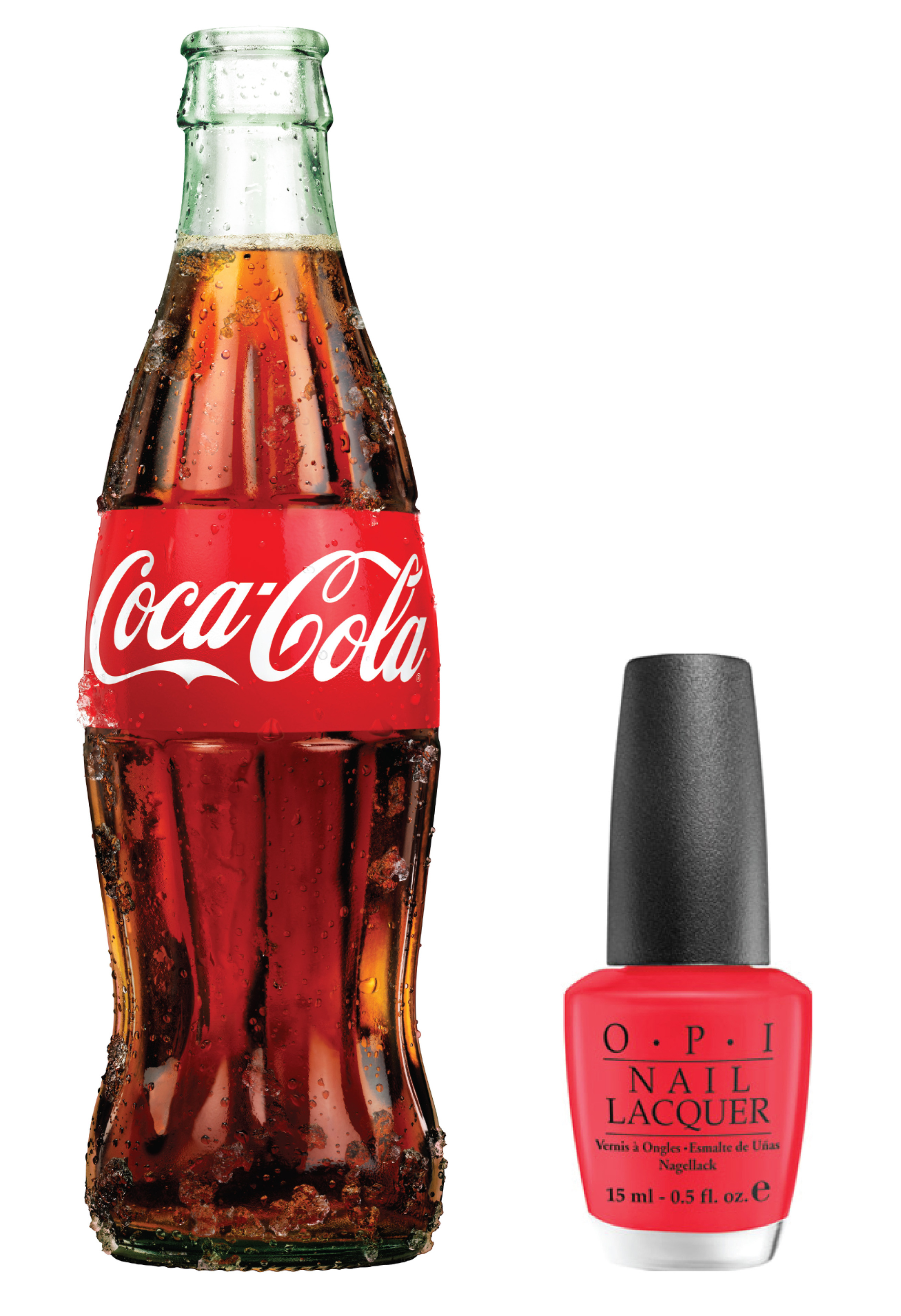 The Coca-Cola Company On Nail Lacquer Launch - Mom Blog Society