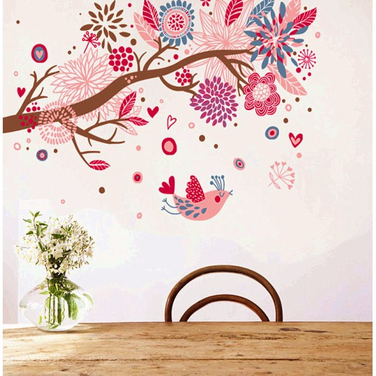Tree wall stickers for nursery – An amazing way to decorate - Mom ...