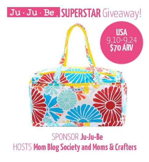 Ju-Ju-Be Superstar Giveaway
