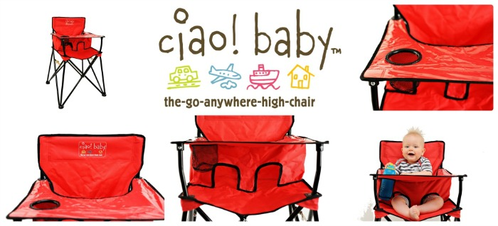 if youu0027re a busy onthego parent or even grandparent boy do i have some great news for youu2026 no longer do you have to carry multiple bulky or heavy items - Ciao Portable High Chair