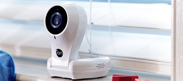 Keep your home safe with iOn Wi-Fi Video Camera