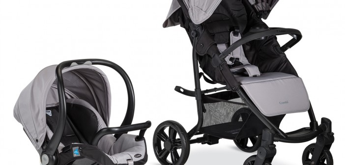 Go walking with Combi Shuttle Travel System - Mom Blog Society