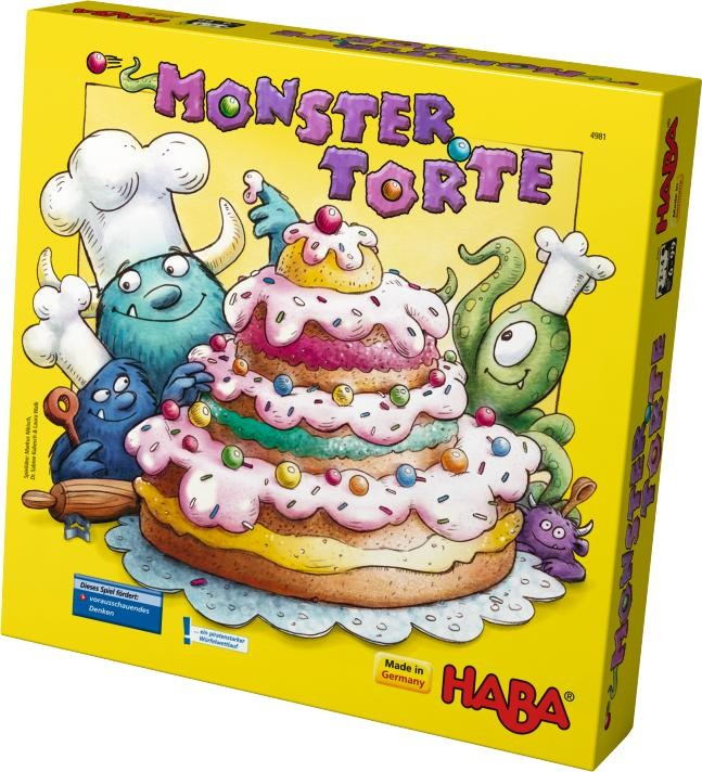 Monster Bake Game from HABA