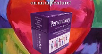 Valentine's Day Game Night with Personalogy – An Absurdly Provocative Game for Thinking People.