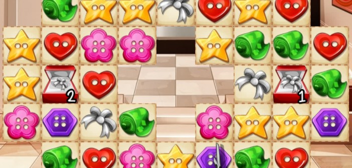 The Wonderful World of 'Fancy Tale', a match-3 puzzle game!