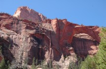 Kolob Arch_Zion National Park