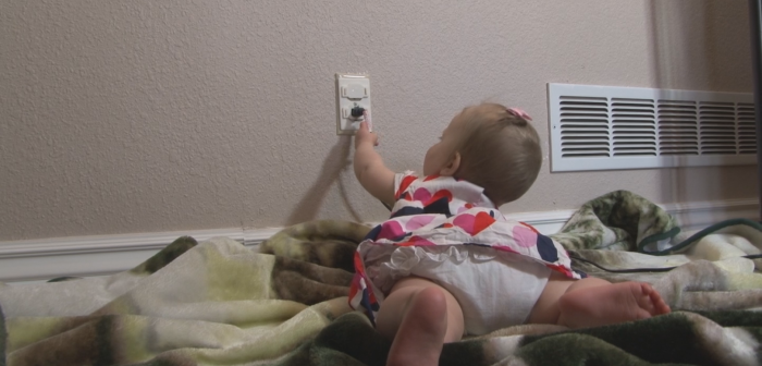 Keep Your Baby and Pets safe with Plug Perfect.