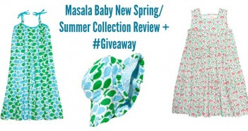 Masala Baby New Spring/Summer Collection Review + #Giveaway
