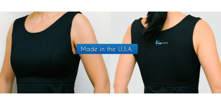 Tee-bra for your Mother's Day workout