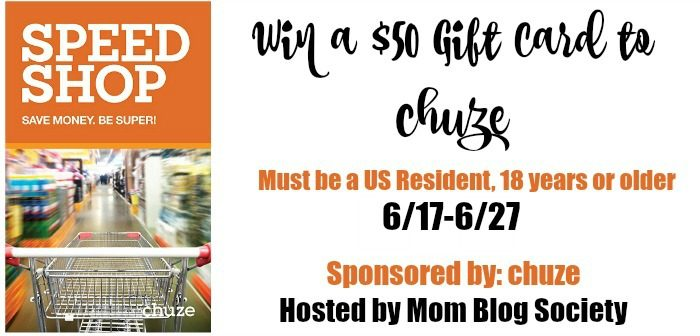 Welcome To The CHUZ App $50 Giveaway.