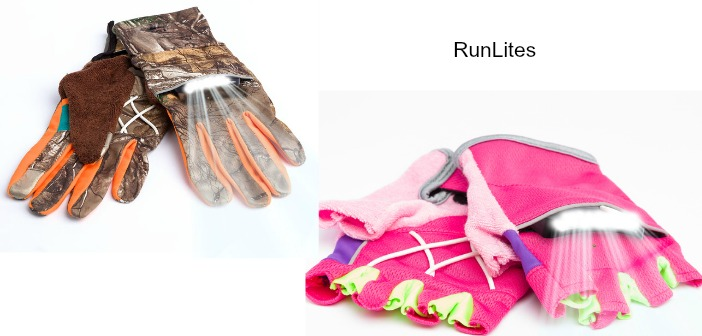 RunLites for the athlete, hunter, or outdoorsman