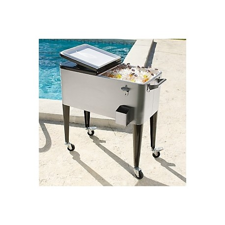 trinity-stainless-steel-cooler-with-shelf