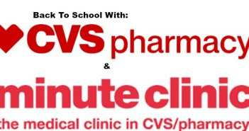 Back To School with CVS  #GoBackHealthy