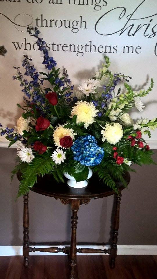 Teleflora and the Summer Games Bouquet