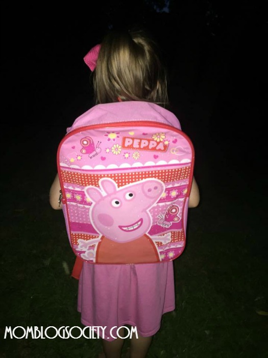 peppa pig emma backpack