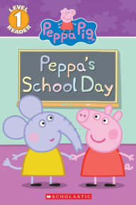 peppas school day
