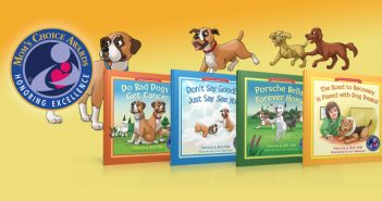 """""""The Dog Tales Collection Books"""", great books to gift to your children!"""