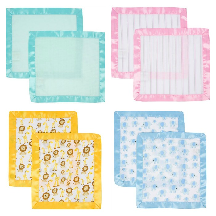 Muslin Security Blankets by MiracleWare