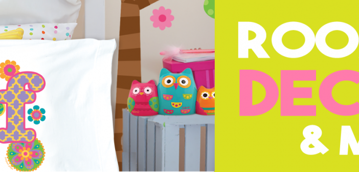 Stephen Joseph Gifts, room décor just for your little ones!
