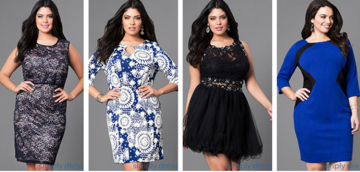 Hottest Plus Size Dress Trends Moving Into 2017