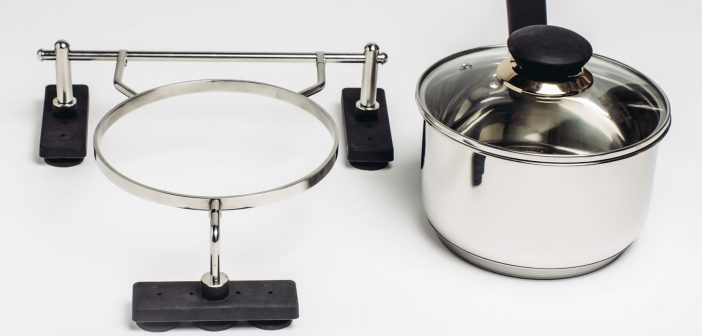 Keep Children Safe With This NEW Kitchen Product Called Potsafe! #GreatHolidayGift