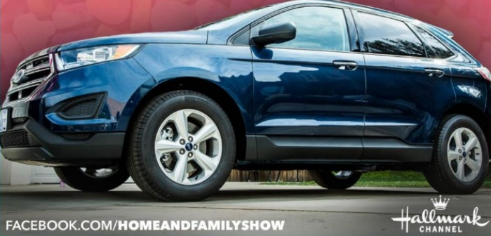 Home and Family To Give Away A New Car #HFCargiveaway