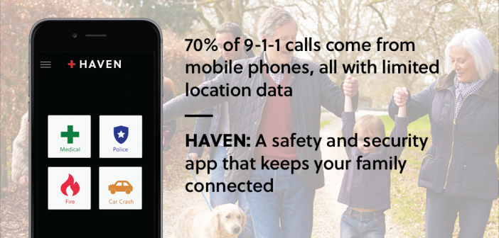 Keeping My Family Safe,Protected and Close by with the RapidSOS app!