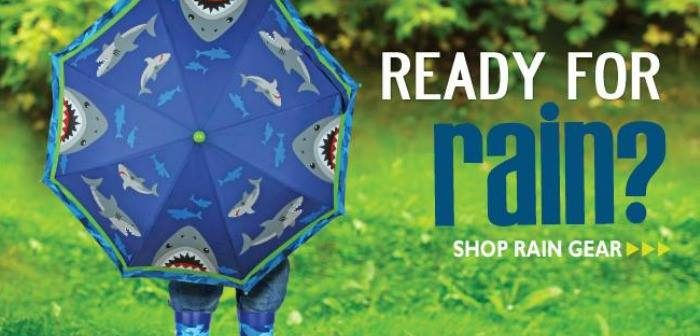 Summer Ready Apparel for Your Kids At StephenJosephGifts.com