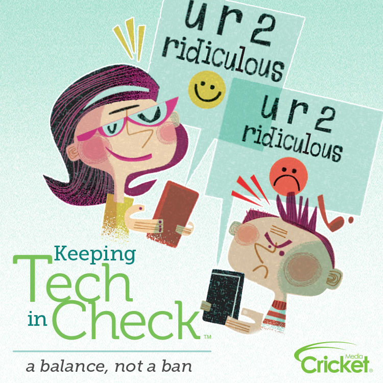 Keeping Tech in Check: finding a balance in family screen time