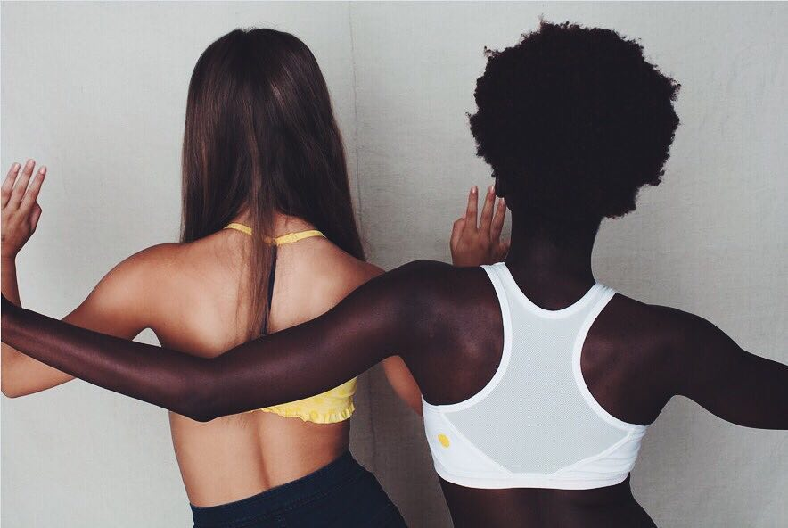 """Shopping for that """"First Bra"""" with Your Daughter + Yellowberry"""
