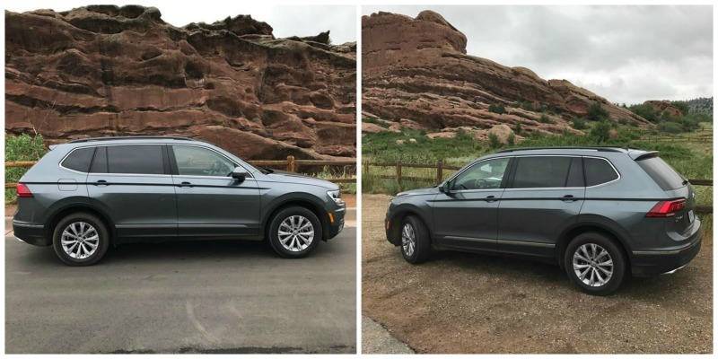 My driving experience with the 2018 Volkswagen Tiguan in Denver, Colorado June 22nd and 23rd