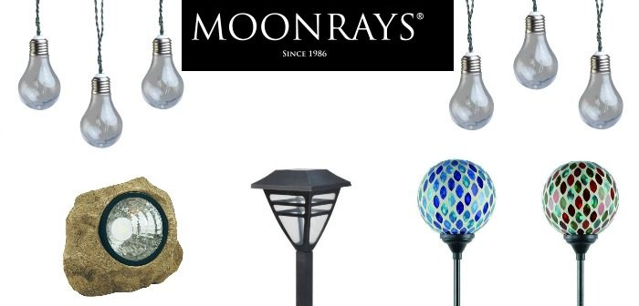 MoonRays Lights Up My Life and My Landscape!