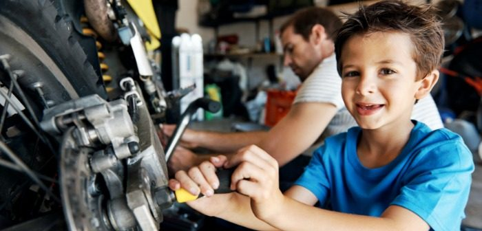 Childproof Your Garage Using These 5 Safety Tips