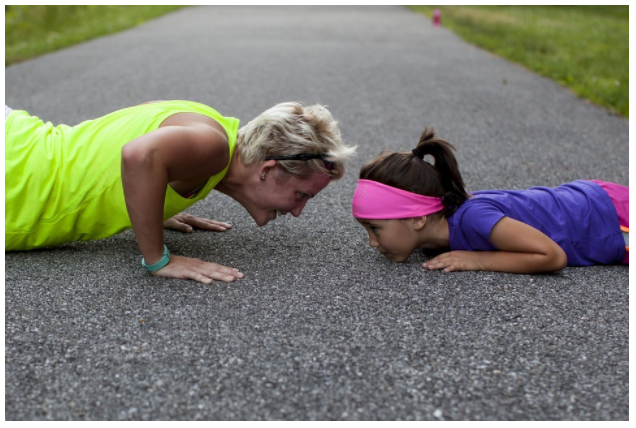 Best Athletic Wear for Moms and Their Active Kids