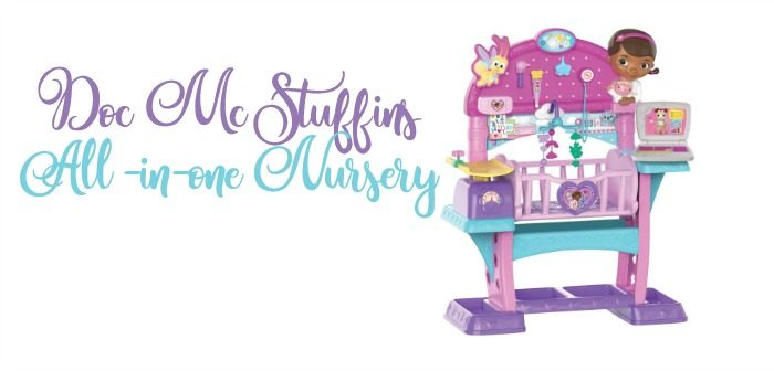2017 Holiday Guide Featuring Doc McStuffins All -in-one Nursery
