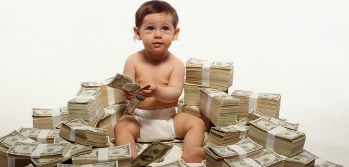 Paying Child Support