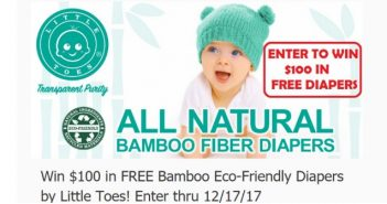 Why Choose Bamboo Diapers?