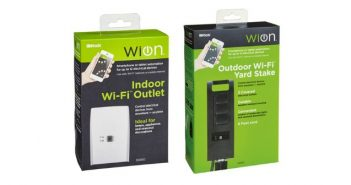 WiOn In/Outdoor Timer Combo Pack