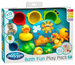 Image of product, Playgro Bath Fun Play Pack
