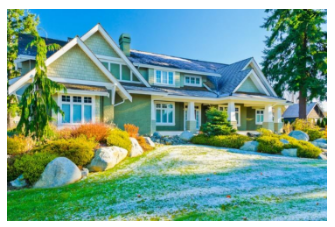 Winter Care For Your Lawn and Garden