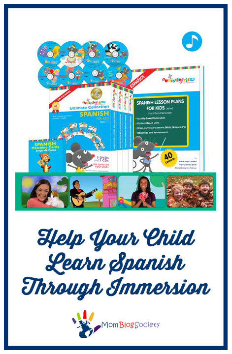 Help Your Child Learn Spanish Through Immersion