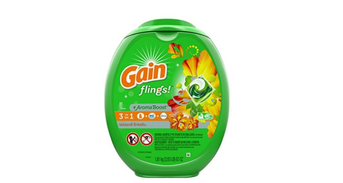 1_Gain Flings detergent