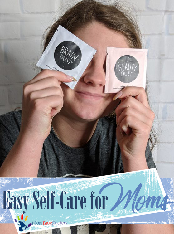 Easy Self-Care for Moms