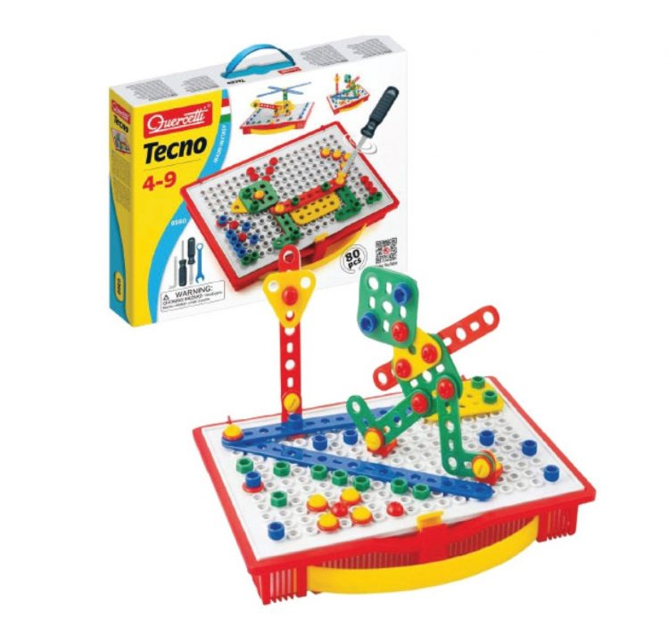 We are STEM obsessed with this incredible line of toys from Quercetti Toys North America! They are offering our followers an amazing STEM Pack to help your kids avoid the Summer Brain Drain. To enter, just follow the Rafflecopter instructions below!