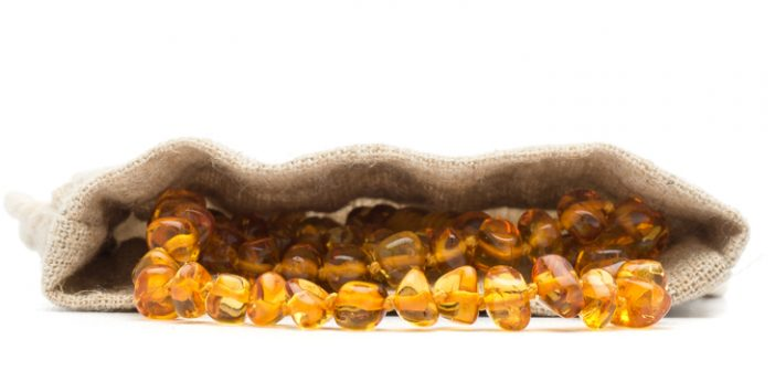 Amber Teething Necklace: Mother Nature's Anti-Inflammatory