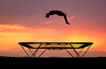 Bouncing Back: Why Trampolining Isn't Just for Kids