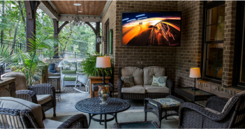 Create an Upscale Outdoor Living Space