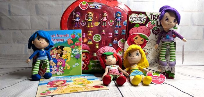 NEW Strawberry Shortcake Berry Bitty Adventures Show + GIVEAWAY!