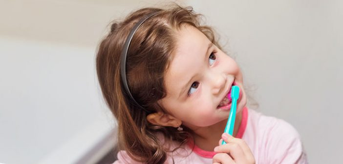 How Mom's Can Improve Their Children's Tooth Health