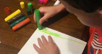 Kwik Stix Summer Crafts for Kids of All Ages